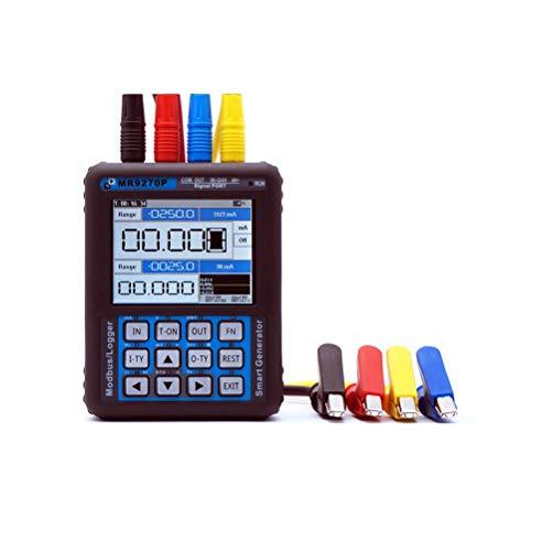 MR2.0TFT-P 4-20mA generator / 4-20mA calibration Current voltage Signal Pressure transmitter USB Port Rechargeable Mr Signal