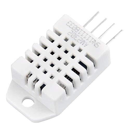 DHT22/AM2302 digitaler Sensor zur Messung von Feuchtigkeit und Temperatur - Temperatursensor für Raspberry und Arduino