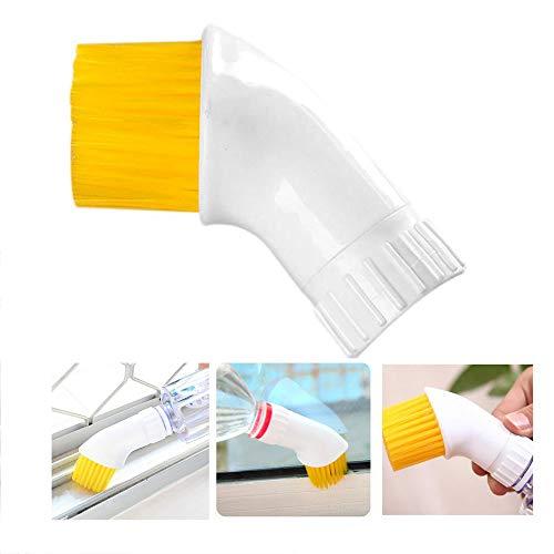 AFFC Haushaltsreinigung tägliche Notwendigkeiten Wasser-Spray-Fenster und Gap-Staubpinsel DIY Schuhbürste Küchenhelfer
