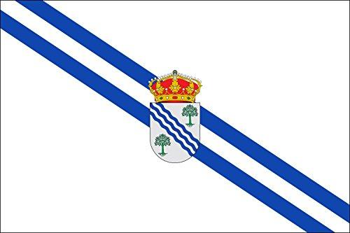 magFlags Bandera Large Guadahortuna, Granada, España | Bandera Paisaje | 1.35m² | 90x150cm