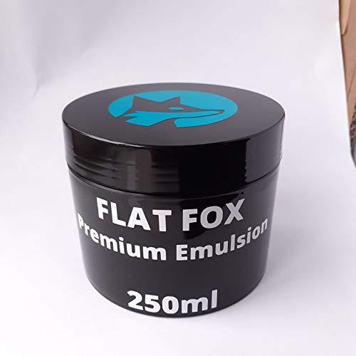 Flat Fox Photo Emulsion und Diazo Sensitizer – Siebdruckbelichtung (250 ml)