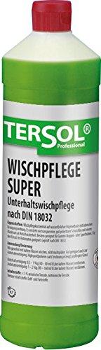 Tersol Wischpflege Super Unterhaltswischpflege nach DIN 18032