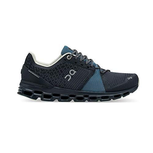 On Running Cloudstratus Chaussures de Course pour Femme Bleu Marine, Bleu (Navy...