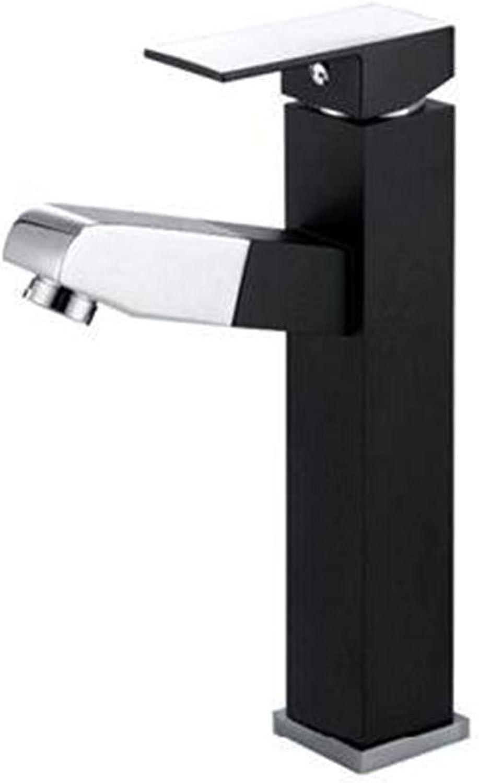 Armaturen im Badezimmer Kupfer Einhand Waschbecken Hahnloch Quartet sinkt