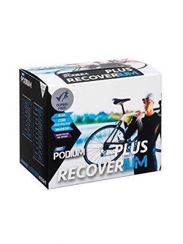 Just Podium Plus Recoverium 12 sobres | Recuperador