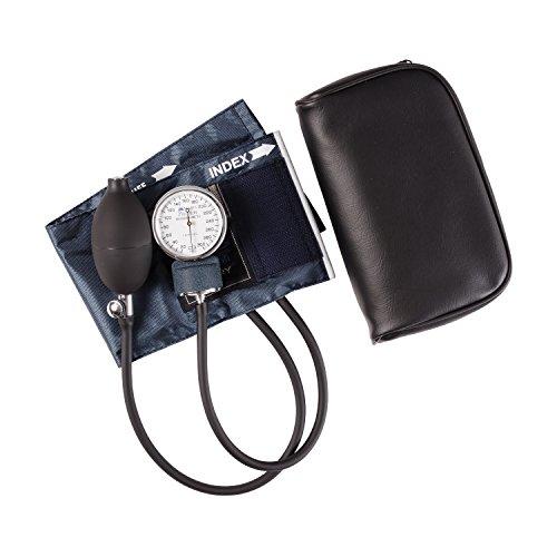 Mabis Precision Series Aneroid Sphygmomanometer Manual Blood Pressure Monitor, Cuff Size 7.7 to 11.3 inches, Child -  01-140-015
