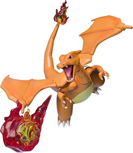 SOME For Pokémon, Modelo de Juguete de PVC de Pokémon, Figura de súper acción de la resurrección de Pokémon Fuego Dragón