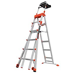 multi use little giant ladder
