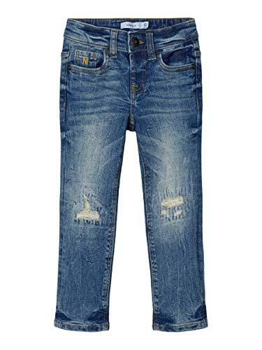 NAME IT Boy Jeans X-Slim Fit 122Medium Blue Denim