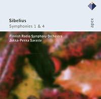 Symphony No. 1 Op39 / No. 4 Op63 by J. Sibelius (2005-08-08)