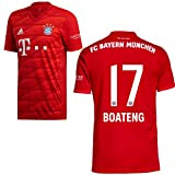 adidas FCB FC Bayern München Trikot Home Heimtrikot 2019 2020 Kinder Boateng 17 Gr 164