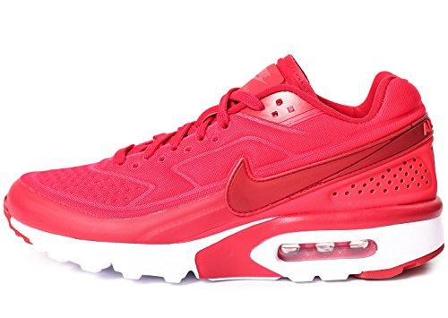 Nike 844967-601, Scarpe da Fitness Uomo, Vari Colori, Rosso (Action Red), Rosso (Gym Red), Bianco, 47.5 EU
