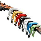 Kapodaster für E-Gitarre von Donner - 5