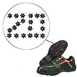 Fmlkic 20 tacos de golf para zapatos de golf, material de TPU suave, cambio r├Аpido de...