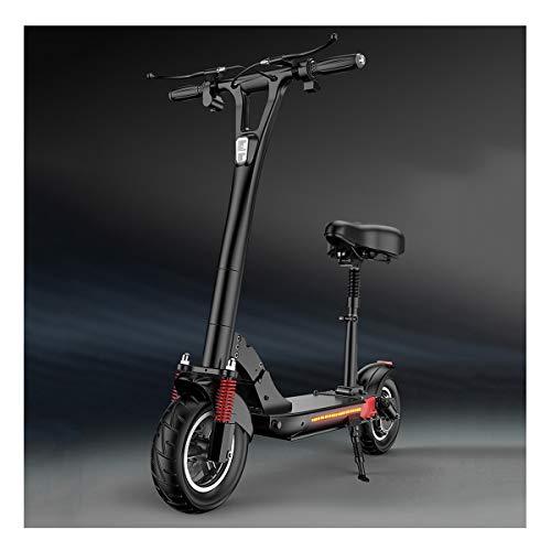 LJP Scooter Electrico Plegable 40 Km/H De Velocidad Máxima Patín Eléctrico con...