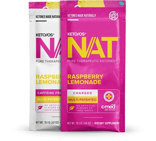 Pruvit Keto//OS NAT Ketones Drink