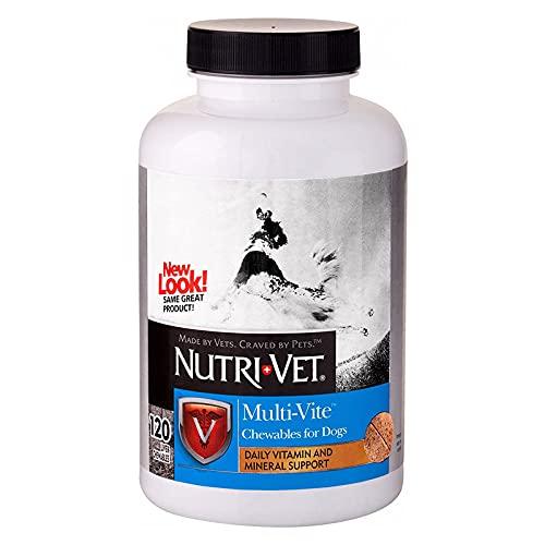 Nutri-Vet Multi-Vite Chewables for Dogs