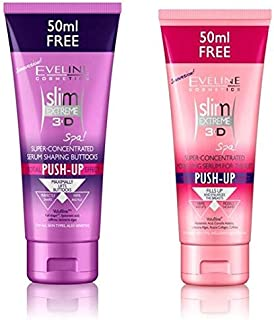 Eveline Slim Extreme 3D Spa Super Concentrated Serum Shaping Buttocks & Modeling Serum for the Bust