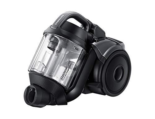 Samsung VC04K51G0HG 410 W stofzuiger, cilindrisch, droog, zakloos, 2 l, cycloonon