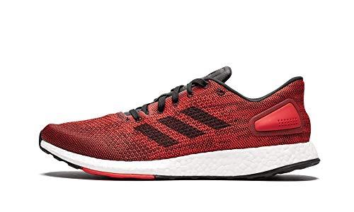 adidas Pureboost DPR Red/Black Running Shoes 9.5