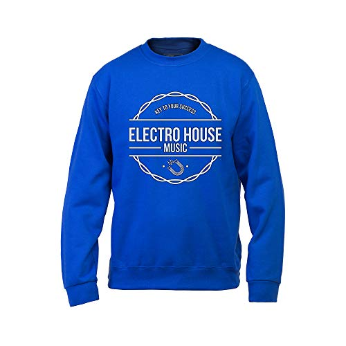 Camisetas Wild Soul, Sudadera para hombre, Electro House | Serie de música...