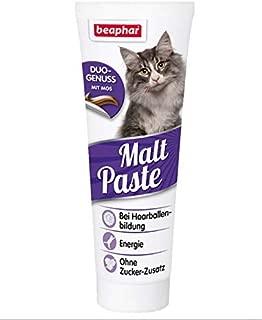 Beaphar Malt Paste Anti-Hairball Paste for All Cats (100 g./Pack)