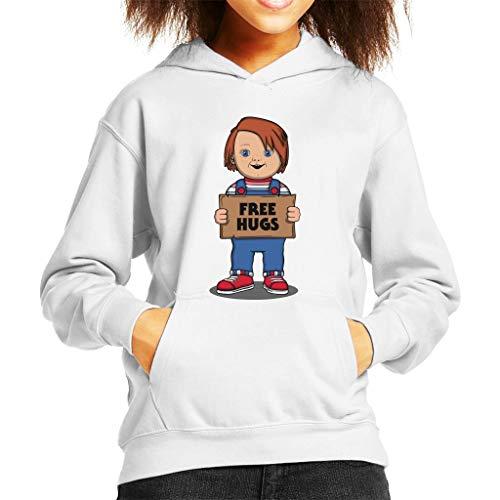 Cloud City 7 Gratis Knuffel Chucky Kid's Hooded Sweatshirt