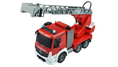 RC Feuerwehr kaufen Feuerwehr Bild 1: Amewi 22204 Feuerwehrwagen, ferngesteuert,1 Mercedes Benz Feuerwehr1:20 6 , Feuerwehr*