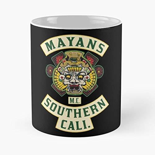 Mc Southern Cali Mayans Picclick Best 11 oz Kaffeebecher - Nespresso Tassen Kaffee Motive