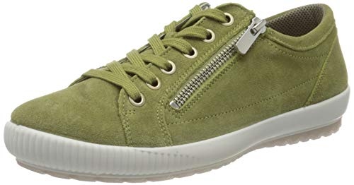 Legero Damen Tanaro Sneaker, Grün Canapa Grün 71, 37 EU (Herstellergröße: 4 UK)