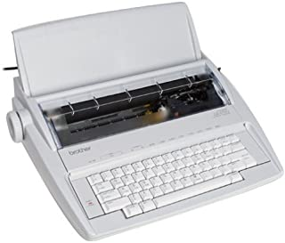 Brother GX-6750 Daisy Wheel Electric Typewriter (Renewed)