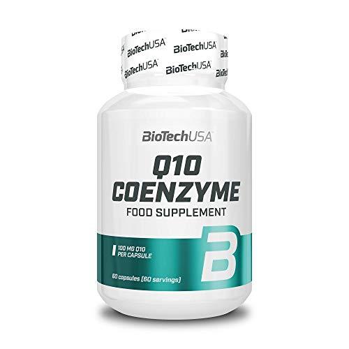 BioTech USA IAF00070678 Q10 Coenzyme - 60 Capsule