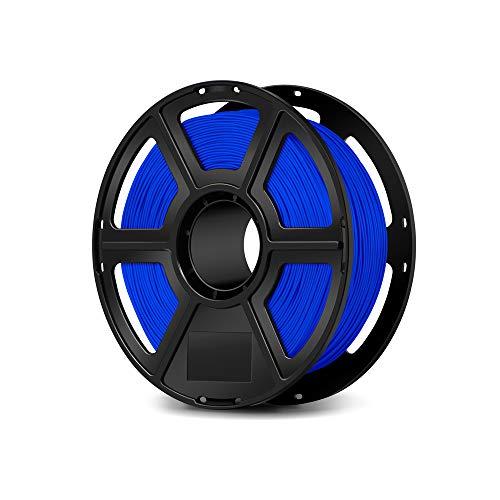 Flashforge USA 3D Printing Printer ABS Filament 1.75 mm 1 KG (Blue)