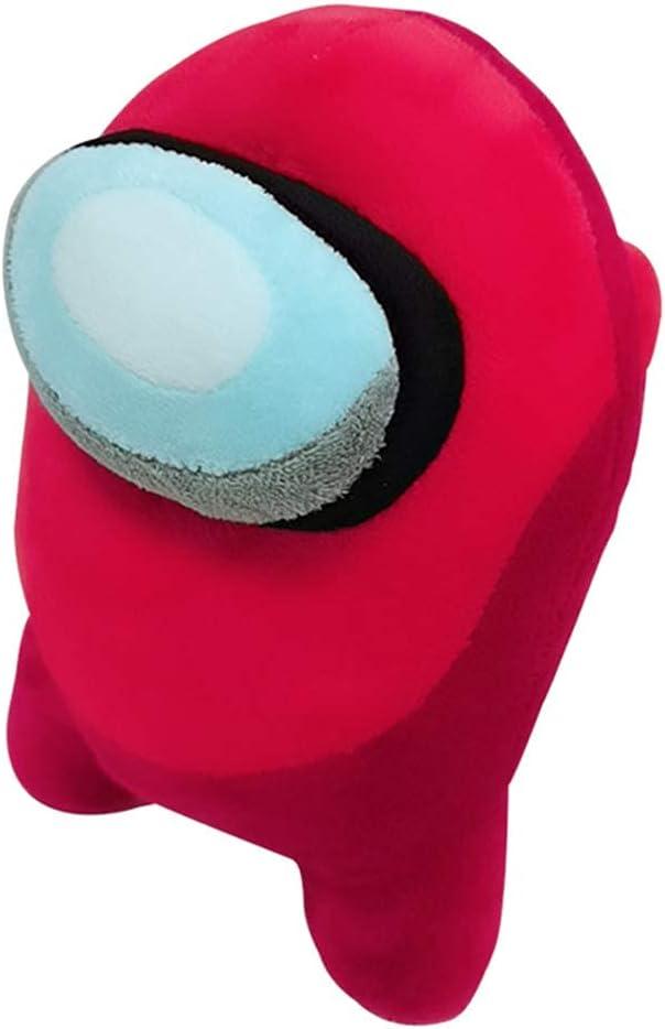 8inch Plushie Among Us Plush Toy Cute New life Figure Eyes Bulging Deluxe