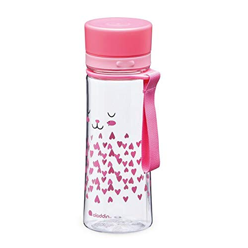Aladdin My First Aveo Bunny Water Bottle for Kids 0.35L