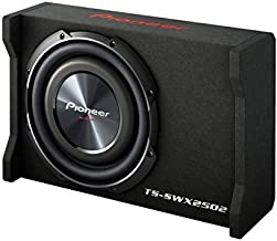 shallow mount subwoofer enclosure