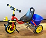 Puky Cat 1 S - Tricycle Enfant - Rouge 2018 Tricycle Bebe