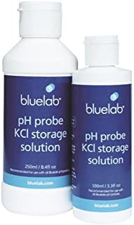 Bluelab pH Probe KCI Storage Solution 250ml (6/Cs)