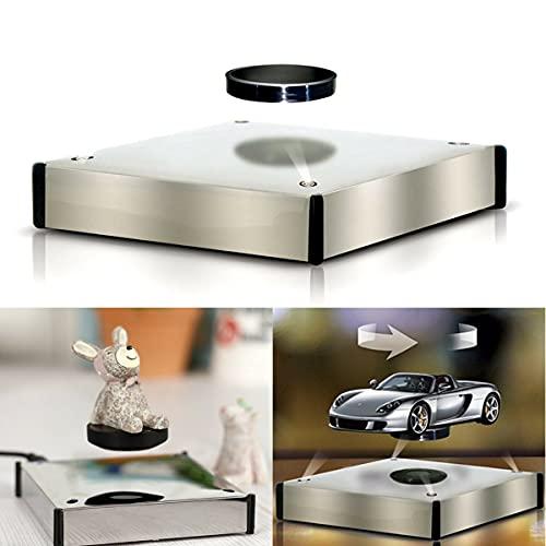 Magnetic Levitation Floating Ion Revolution Display Platform Tray With Ez Float Technology