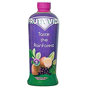 Fruta Vida (Acai,Yerba Mate, Cupuacu) Juice by Pro Image International - 30 oz |
