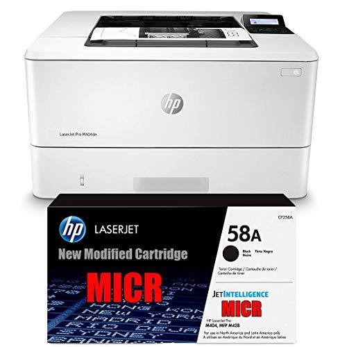 Ampro Laserjet M404N Check Printer MICR Check...