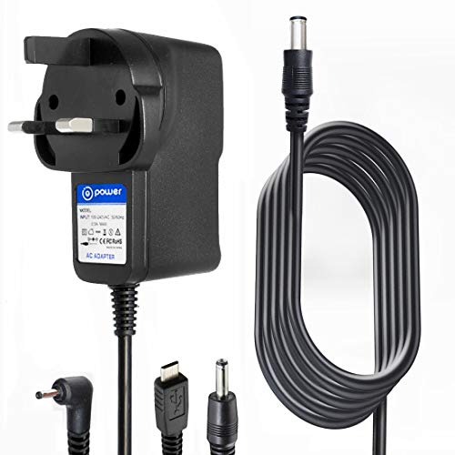 T POWER Adapter for VTech Baby BM2000 BM1000 Digital Audio Baby Monitor...
