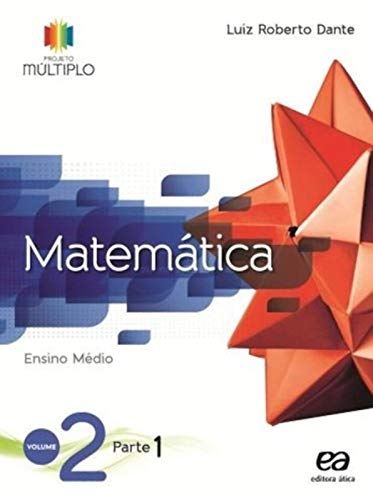 Projeto Multiplo - Matemática - Volume 2