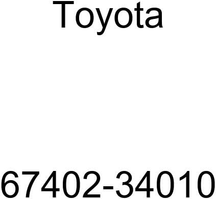 Tulsa Mall Toyota 67402-34010 Door Frame Factory outlet