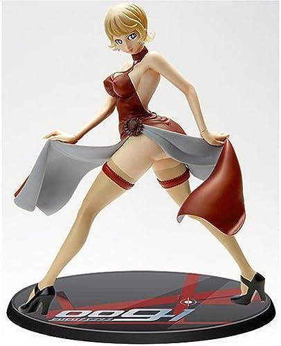 009-1  Mylene Hoffman 1 6 Scale PVC Figure