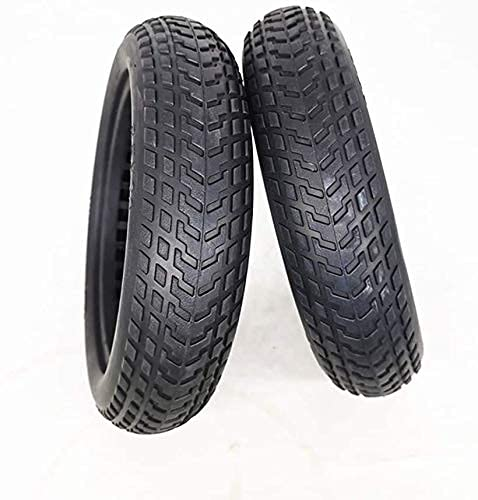 Electric Scooter Tires, 8 1-2x2 Hollow Explosion-Proof Tires, Shock Absorption and Non-Slip, No Inflation, M365 Tire Accessories tyre