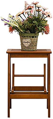 SongL Taburete de paso para adultos de madera maciza, multifunción, banco de zapatos de seguridad para cocina, para ascender en el hogar, escaleras, plegable, herramienta de cocina para el hogar