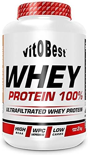 Vitobest Whey Protein 100% 2 Kg (4,4 Lbs)