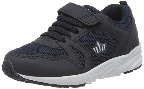 Lico Malton Vs chłopięce buty trekkingowe, niebieski - Marine White - 40 EU