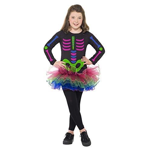 Smiffy's- Costume Halloween Bambina per Adulti, Multicolore, S, 24387S